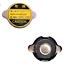 Universal Radiator Cap Opening Pressure 0.9 kg//c㎡ 13psi Big Type 59.25 x 15mm
