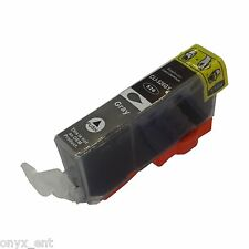 Compatible Canon CLI-526Gy Ink Cartridge Pixma Chipped Ink-Tank PGI526 Grey