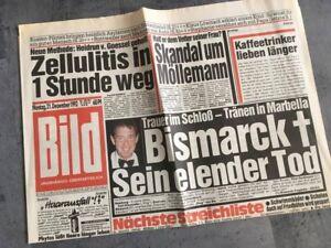 Bild-newspaper-picture-21-12-1992-Gift-26-27-28-29-30-Birthday-B-DAY