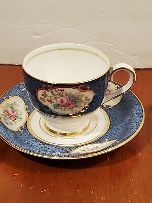 Duchess Floral Orphan Saucer E No Teacup Plate Only Made in England