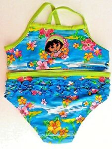 67f4f8361e335 Image is loading Nick-jr-Dora-the-explorer-two-piece-swimsuit-