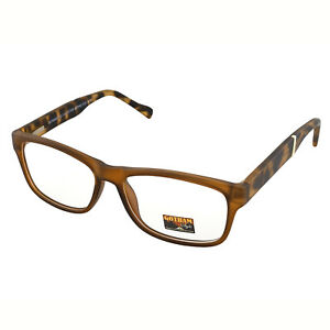 848ea5a3cf8 Authentic Gotham Style Flex  29 53-16-145 New Matte Brown Eyeglasses ...