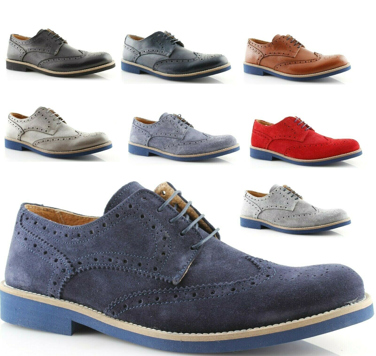 shoes Oxford Man Paris Leather suede Italian spring summer 495