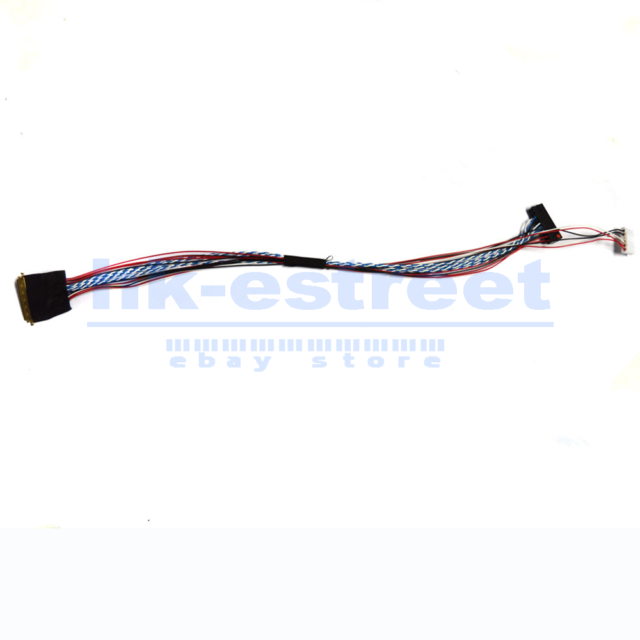 I-PEX 20453-20455 40Pin 1ch 6bit LVDS Cable for 10.1//14//15.6 LED LCD Screen @USA