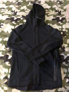 mediano cremallera Hoodie Nwt para Pack Nike tama y Black o completa Tech hombre con qwOAOF8x