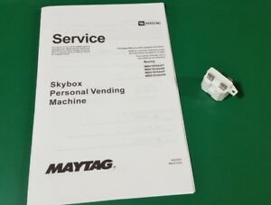Maytag-Skybox-Vending-Machine-Compressor-Starter-Relay-Service-Manual