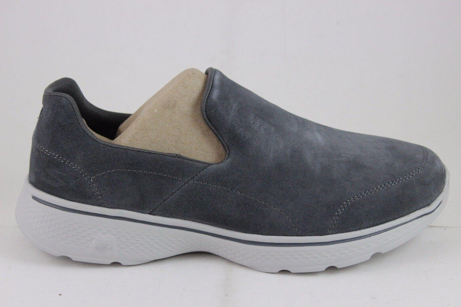 Skechers uomini andare 4-expertise 54166 carbone goga max brand new