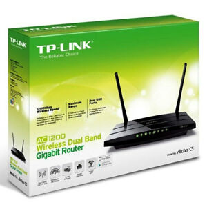 Details about TP-LINK Archer C50 AC1200 Wireless Dual Band Gigabit Router  Wifi Linux Mac & Win