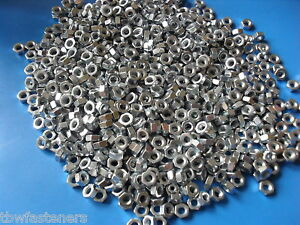 3-5mm-Hexagon-Nuts-M3-5-Hexagon-Nuts-to-Suit-M3-5-Screws-Grade-8-New-Pack-x-50