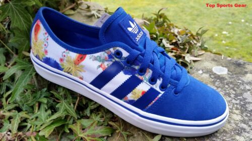 Schuhe Uk Adidas 5 Adria Sneaker Womens Originals Floral Low 5 Trainer Blue wRR6Xzq