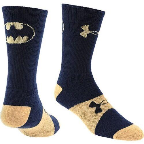 Under Armour Kids Youth Superhero Socks Superman Batman Spiderman Ironman