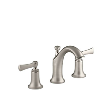 Kohler Elliston 8 Inch Widespread Bath Faucet Brushed Nickel Ebay