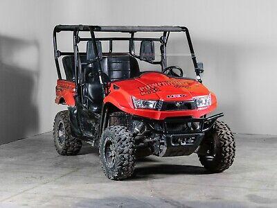 "Kawasaki Teryx Half UTV Windshield 3//16/"" Models 2012-2014"