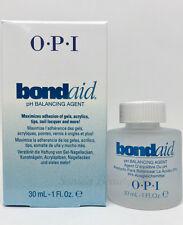 OPI Bond Aid - pH Balancing Agent - Nail Treatment - Brand New 1oz/30ml