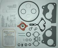 1986 94 Chevy & Gmc Truck Rochester Model 220 Throttle Body /tbi Rebuild Kit