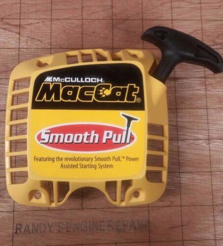 McCulloch Recoil Starter 32cc 35cc 38cc Chain Saws 300264 = mc-9228-310003 OEm