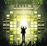 Video Games Live - Video Games Live: Level 2 [new Cd] on Sale