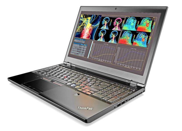 NEU: CAPTAIN NOTEBOOK, LENOVO P51 i7 64GB 512GB UHD/4K CAD:NVIDIA-M1200M 3J.GAR