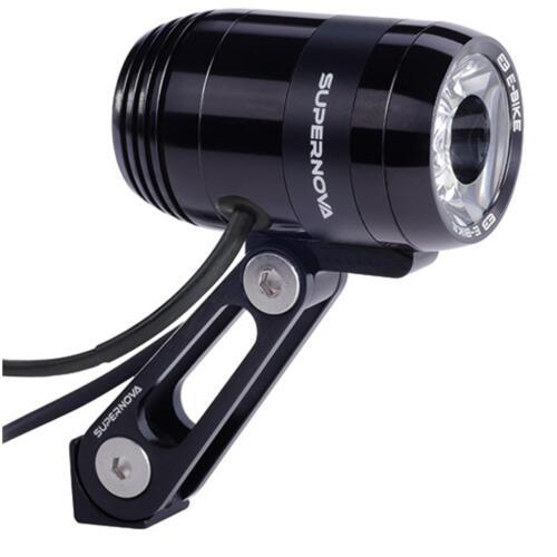 Supernova E3 E-Bike V1260 12-60V DC LED Fahrradlicht Beleuchtung Scheinwerfer