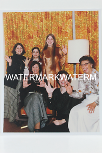 Rare-Photo-Of-034-DC-Fontana-034-About-To-Attend-A-Star-Trek-Convention