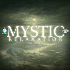 CD Mystic Relaxation von Various Artists 2CDs