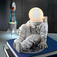 20th Century USA Astronaut Rocket Man Lamp Space Cadet Illuminated Sculpture