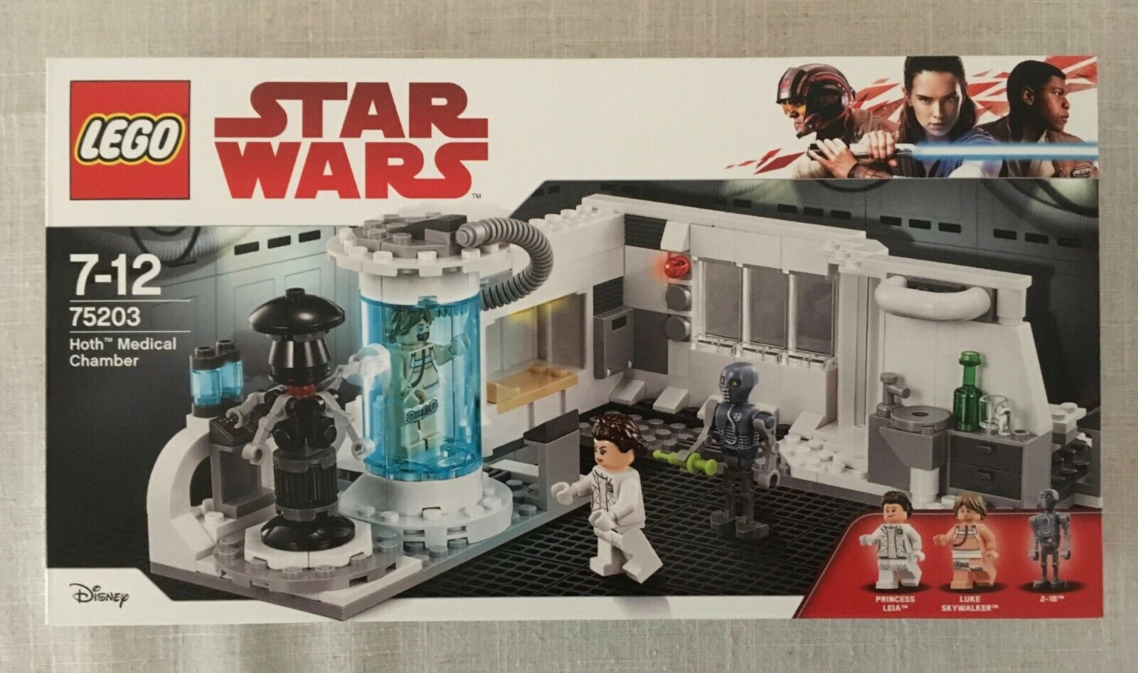 LEGO Star Wars Hoth Medical Chamber (75203) New Sealed