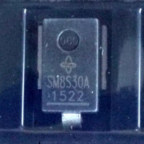 2 PCS SM8S30A DO-218AB SM8S30 Surface Mount Automotive Transient