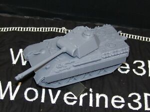 Flames Of War German 1/100 Panther Pzkw V 'A' w Skirt Armor 15mm FREE SHIPPING