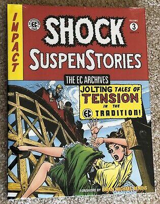 SEALED Dark Horse Comics Jack Kamen EC Archives Crime Suspenstories Volume 2