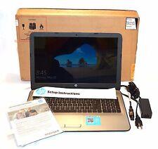 "New HP 15.6"" Notebook Laptop - AMD A10 Quad Core - 8GB -1TB- 15-ba053nr"