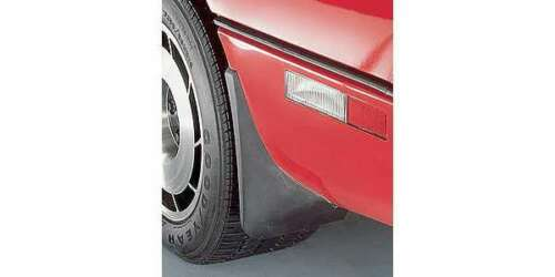 Rear Pair C4 Corvette 1991-1996 Molded Splash Guards