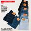 Vintage-Levis-Levi-501-grado-a-menos-Jeans-Hombre-Denim-W30-W32-W34-W36-W38-W40 miniatura 1