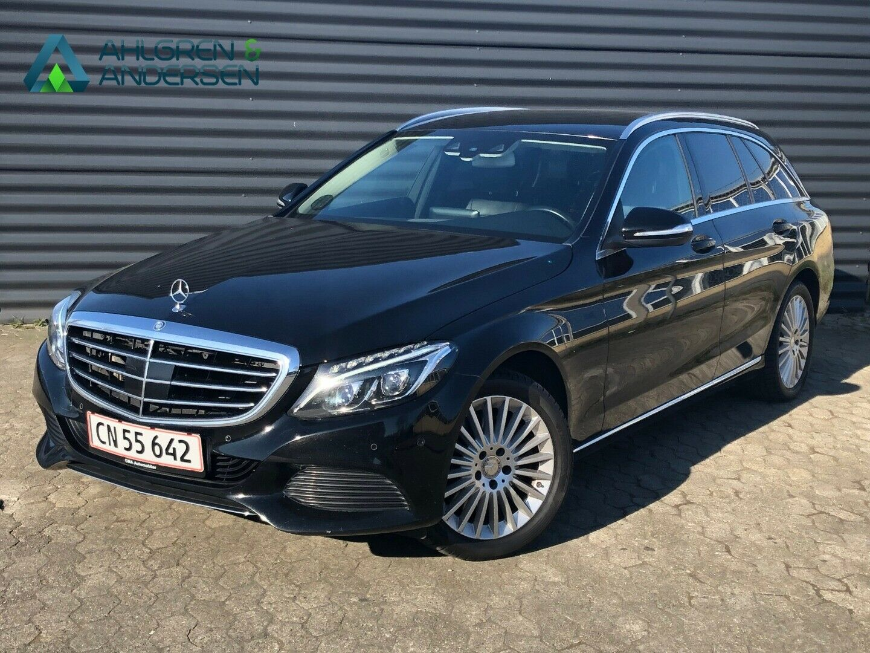 Mercedes C250 2,2 BlueTEC stc. aut. 4-M 5d