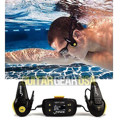 FINIS NEPTUNE underwater MP3 PLAYER - 4 GB / 1000 songs - V2 (released 03/2015)
