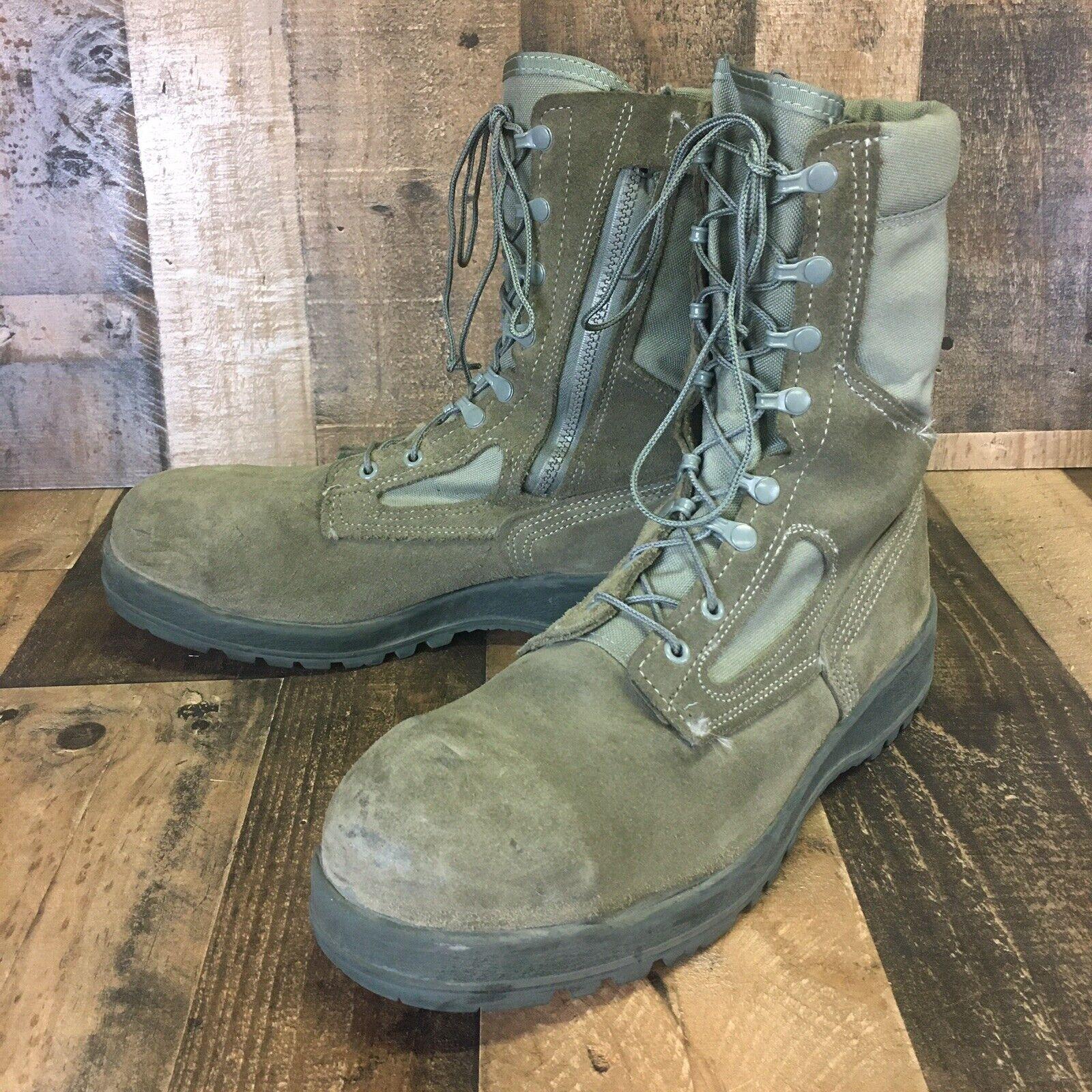 Hot Weather Side-zip Composite Toe Boot