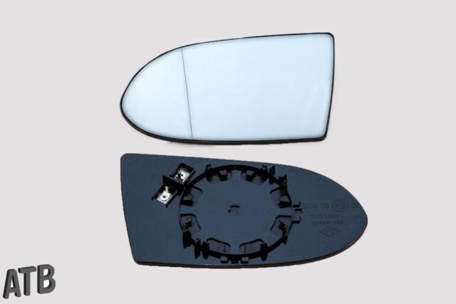 Verre Miroir Asphérique Chauffé à gauche Pour Opel Zafira A 99-05 Neuf