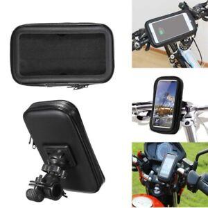 360-Bicycle-Motor-Bike-Waterproof-Phone-Holder-Case-Mount-fr-Apple-Samsung-Mobil