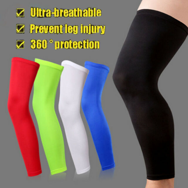 d26b99f2ec8c9 Compression Socks Knee High Support Stockings Leg Thigh Sleeve For Men  Women CFR