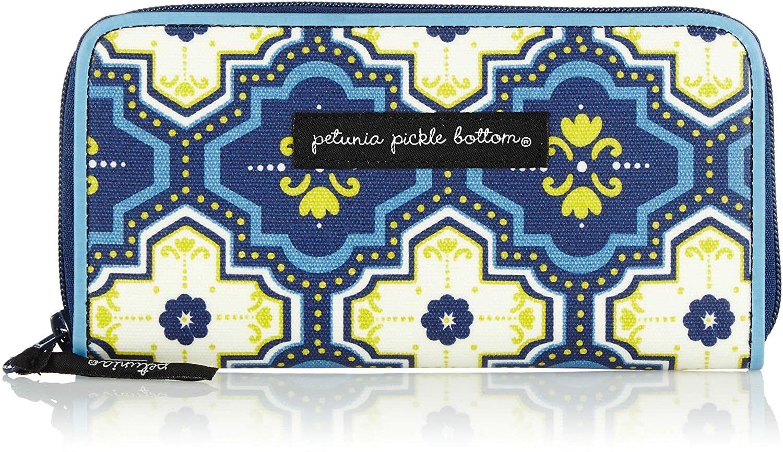 Petunia Pickle Bottom Money Purse Wallet, 20 x 2.5 x 10 cm