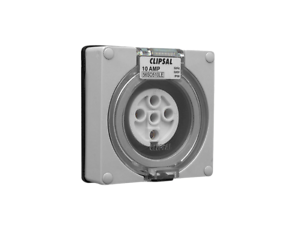 Clipsal-56SW320LE-Surface-Switch-Less-Enclosure-1-Gang-3-Pole-20A-500VAC-Grey
