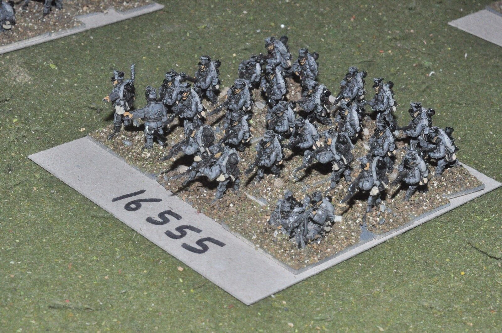 15mm WW1   austro hungarian - infantry 28 figures - inf (16555)