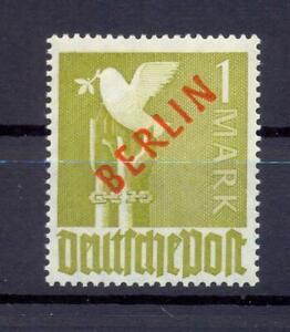 Berlin-33-Rotaufdruck-1-Mark-postfrisch-geprueft-ps38