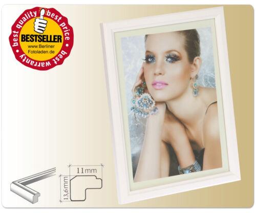 Easy Frame II Bilderrahmen aus Holz in 10x15 bis 40x50 cm Bilder Foto Rahmen