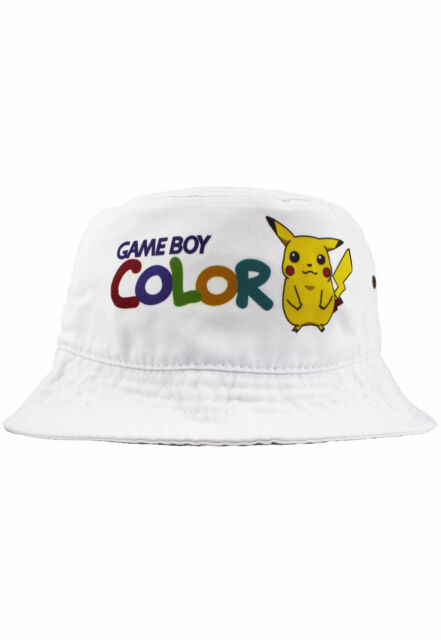 Bob Lorenzo Game Boy Color Bucket Hat Pikachu