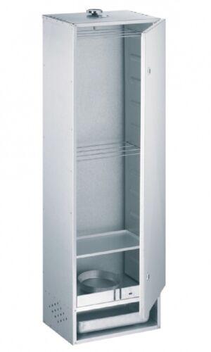Peetz 770015 Räucherofen Räucherschrank  75x39x21cm-aluminiertes Feinblech Tür