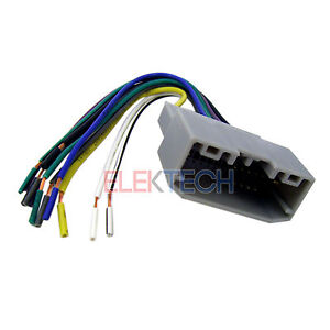 BHA6522 Aftermarket Radio Replacement Wire Harness for Dodge/Jeep/Chrysler  | eBayeBay