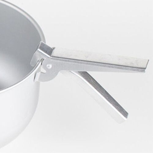 Alliage Poignée Barbecue Bol Cuisine Pan Pot Pince de Serrage pot Clips Pince