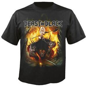 Effizient Beast In Black Fanartikel & Merchandise From Hell With Love T-shirt