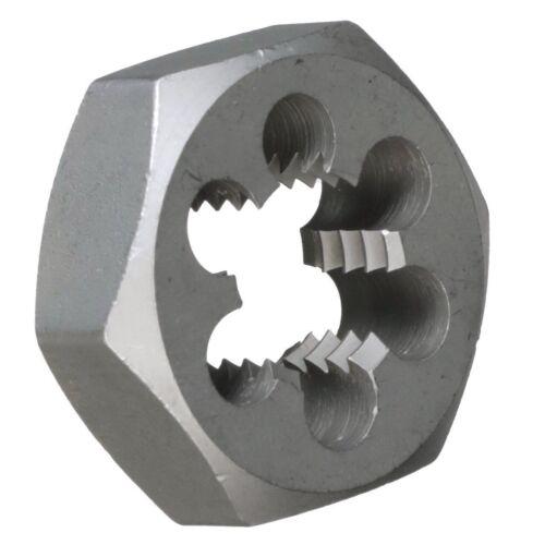 DWTHXNPT1INCH 1-11-1//2 NPT Carbon Steel Hex Pipe Die